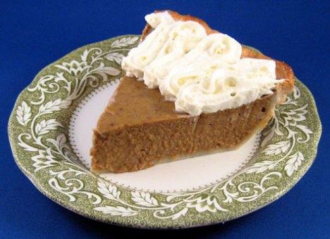 Love Pumpkin Pie