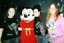 Disney With My Girls